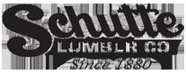 Schutte Lumber Co. logo
