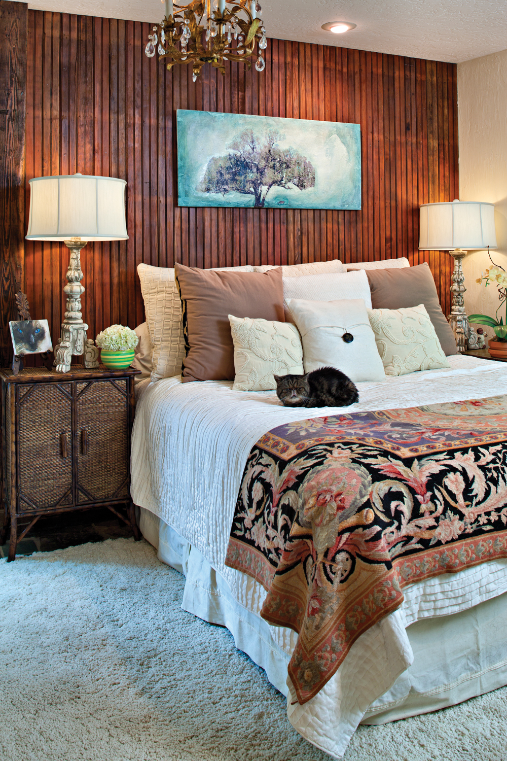 Earthy Designs with Wood Flooring and Paneling : Schutte Lumber