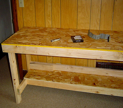 What Height Should Your Workbench Be? | Schutte Lumber