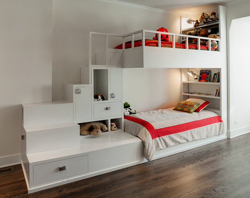 cool wooden bunk bed & loft design ideas | schutte lumber