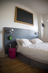 Give Your Bedroom a New Look With a Wooden Headboard
