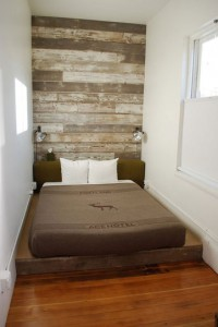 Give Your Bedroom an Update With a Wooden Headboard