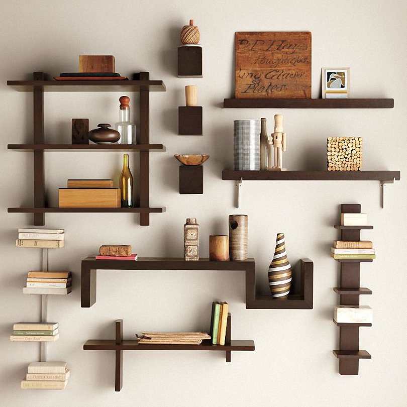 DIY Wall Shelf Ideas 810 x 810