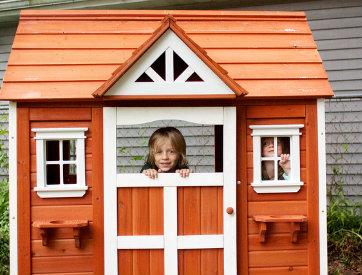 building a playhouse Kansas City