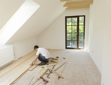 Increased home renovations means 2015 is looking good for contractors. ©iStockphoto.com/Halfpoint